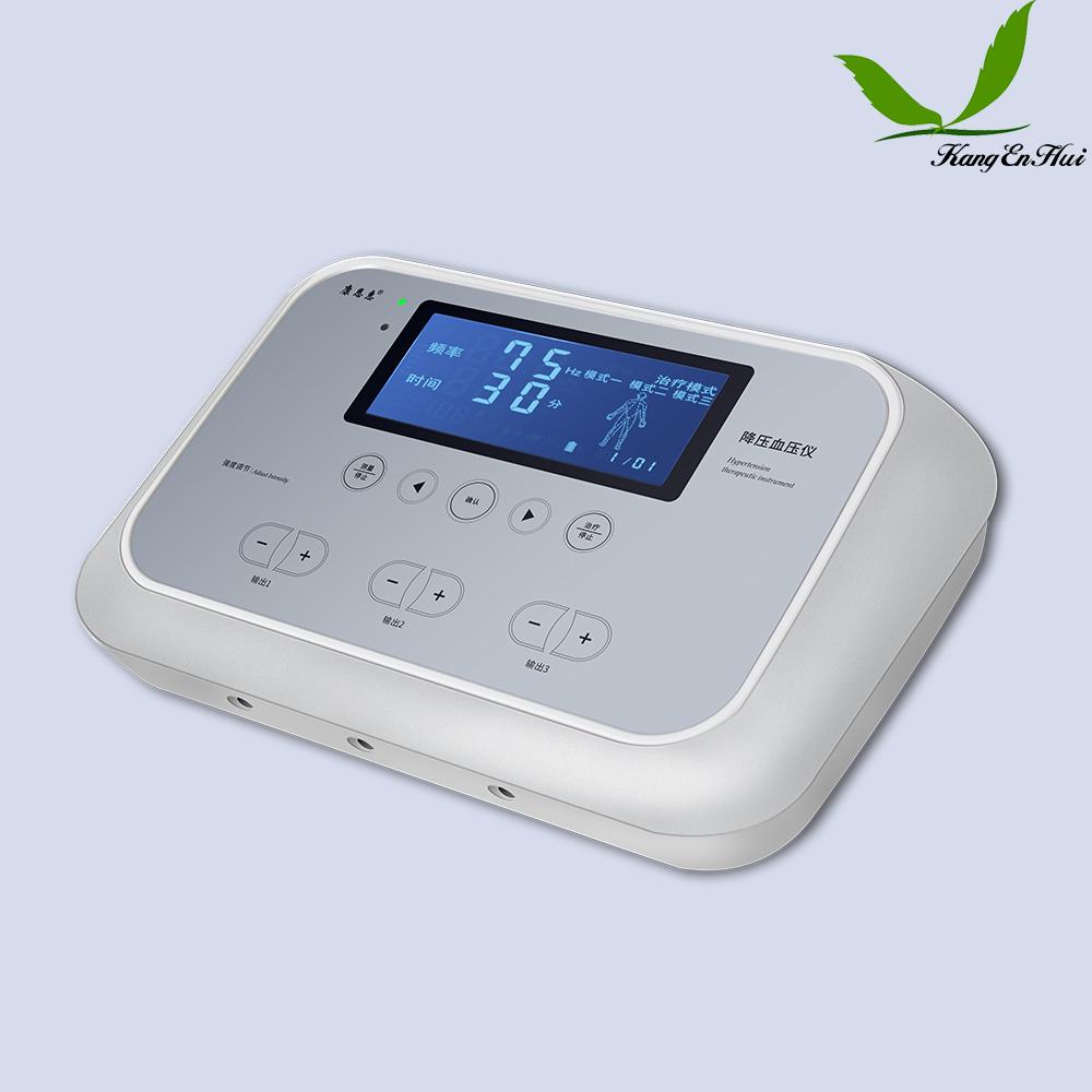 诊所降压血压仪602-背光3路输出降压测血压
