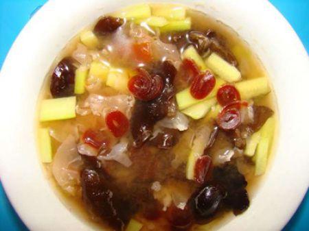 高血压紫菜降压五味汤