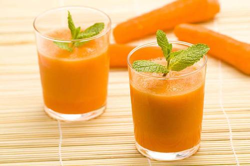 降高血压胡萝卜汁