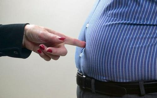 过度肥胖导致高血压