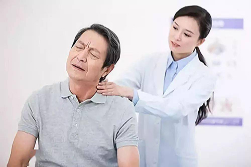 颈性高血压