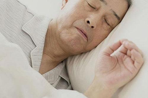 高血压睡觉