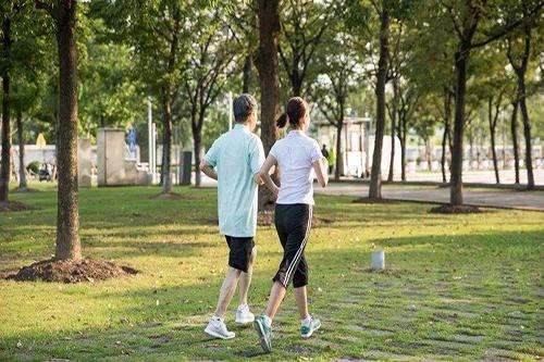 高血压适量运动
