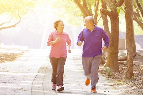 高血压应该多运动、保持好心情