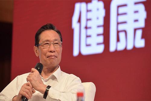 钟南山患高血压20年无并发症