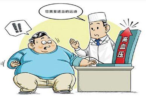 高血压肥胖者怎么减肥