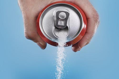 高血压碳酸饮料