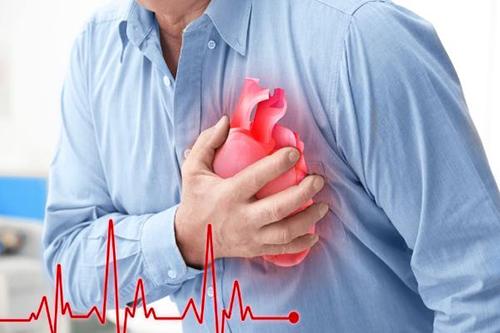 高血压心梗