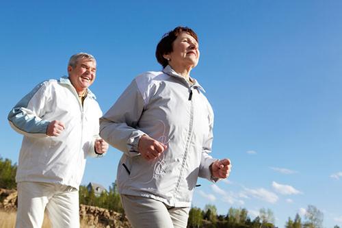 高血压患者适当运动