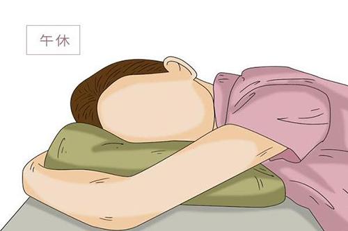 高血压患者午睡20分钟