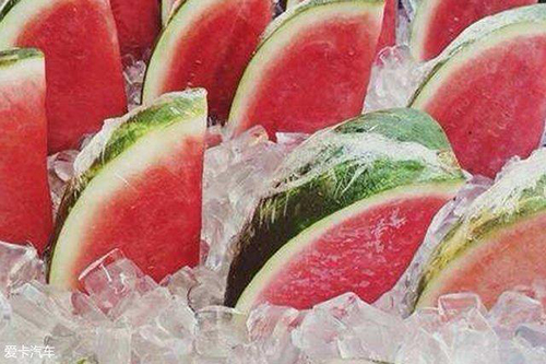 高血压不宜吃的食物-冰冷过凉食物