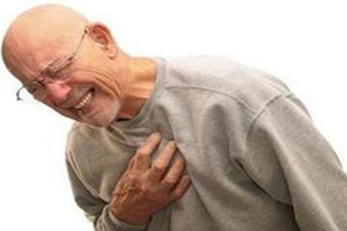 高血压引起冠心病