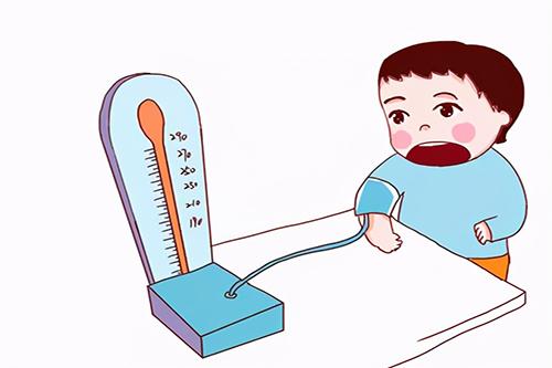 儿童高血压病例